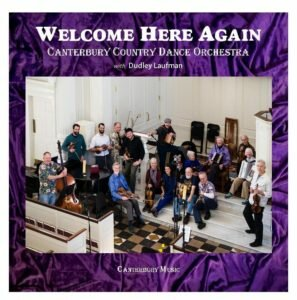 Laufman WELCOME HERE AGAIN cover 768 x775